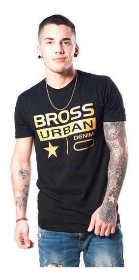 Remera Bross Urban Estrella - Hombre