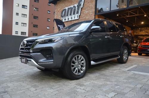 Toyota Hilux Sw4 2.8 Srx Diesel 7 Lugares 2021 Blindado