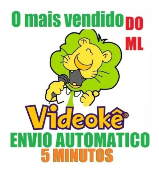 Videokê Raf Para Pc E Notebook Pacote De 9100 Músicas 32c