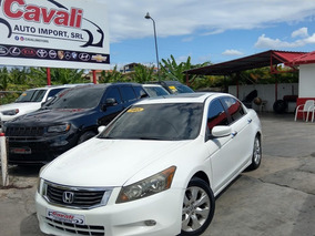 Honda Accord 4 Blanco 2008