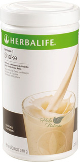 Herbalife Cookies E Cream Original
