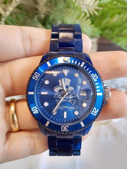 Relógio Da Ed Hardy