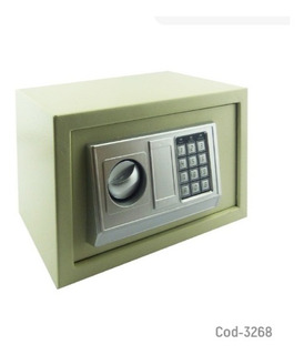 Caja De Seguridad Mod.cf-m Mediana