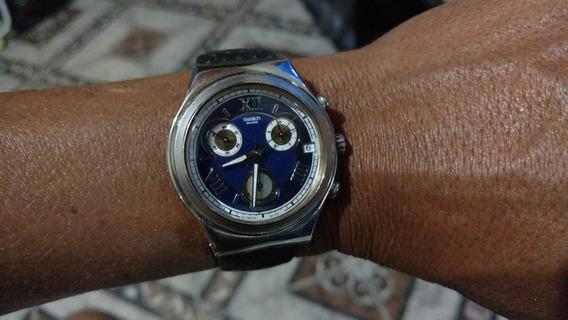 Relogio Swatch Golden Clay Ycs498