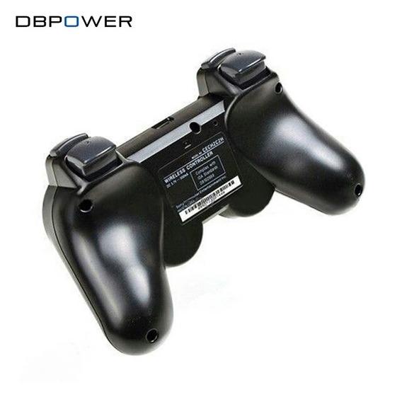 Joystick Para Ps3 Com Vibração
