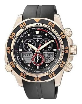 Relógio Citizen Eco Drive Sailhawk Jr4046-03e Tz10002p
