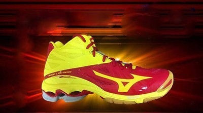 Tenis Mizuno Lightning Z2 Mid (bota) Europeos Voleibol