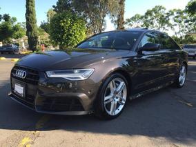 Audi A6 2017 4p S Line V6/3.0/t Aut