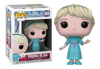 Funko Pop! Frozen 2 - Young Elsa 588 Original
