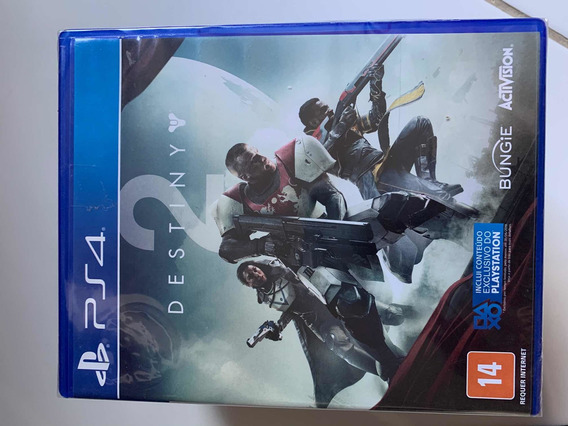 Games Ps4 Destiny 2