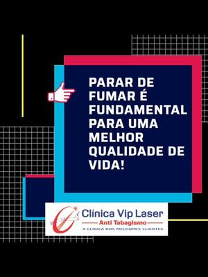 Clínica Vip Laser Antitabagismo