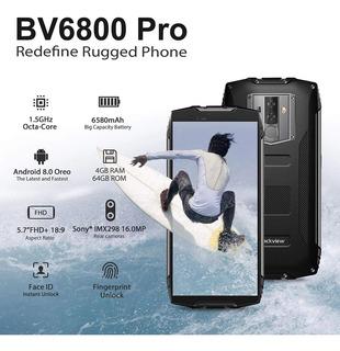 Blackview Bv6800 Pro Ip68/69k 4gb 64gb + Carregador Wireless