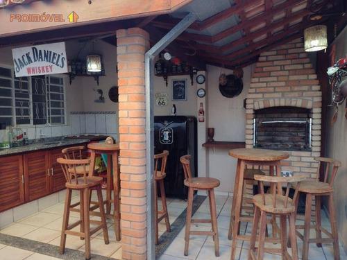Imagem 1 de 17 de Casa, Condomínio Residencial Conte - Salto Sp - Ca1168
