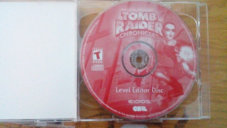 Tomb Rider Chronicles: Edición De Colección Pc
