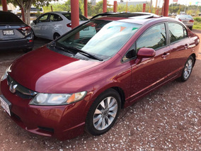 Honda Civic D Ex Sedan At 2010