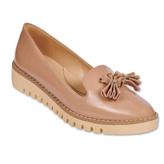Calzado Dama Mujer Zapato Casual Clasben Tipo Piel Maquillaj