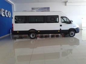 Iveco Minibus 19+1 Anticipo $184.500 Y Cuotas Fijas