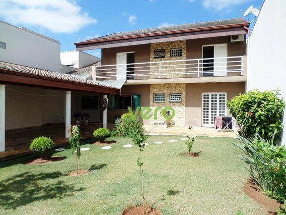 Casa Residencial Para Venda E Locação, Vila Nossa Senhora De Fátima, Americana. - Ca0052