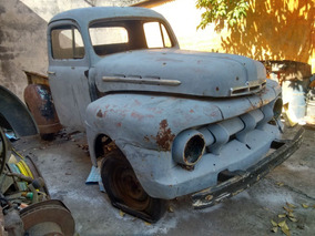 Ford Pickup F 1 1951