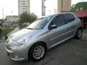 Peugeot 207 1.6 16v Xs Flex Aut. 2013 5p Prata