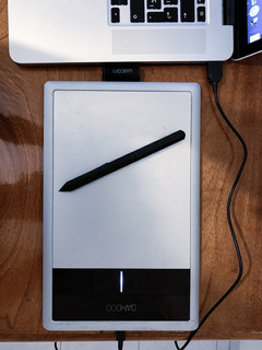 Tableta Bamboo Capture Wacom Cth-470
