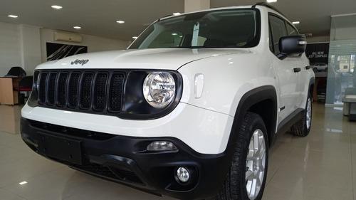 Jeep Renegade 1.8 Sport  Financiada Anticipo