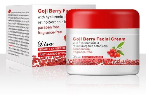 Imagen 1 de 4 de Goji Berry Crema Facial Cuidado Piel Anti Envejecimiento