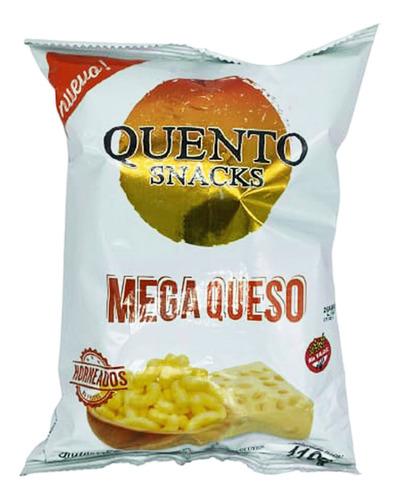 Mega Queso Quento Snacks Horneados Sin Tacc Libre De Gluten