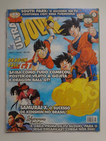 Revista Ultra Jovem Nº 6