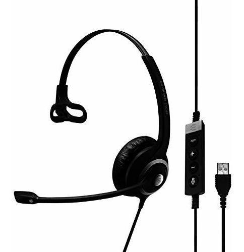 Sennheiser Sc 230 Usb Ms Ii (506482) - Auriculares Empresari