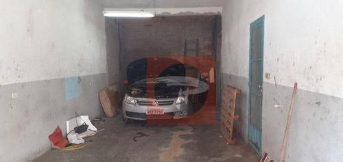 Imagem 1 de 2 de Salão Para Alugar, 52 M² Por R$ 700/mês - Vila Iolanda Ii - São Paulo/sp - Sl0022