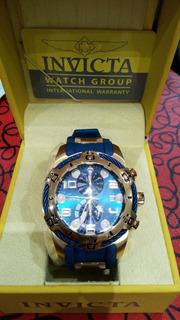 selección premium a9f90 0f4da Relojes Invicta en Buenos Aires Interior en Mercado Libre ...