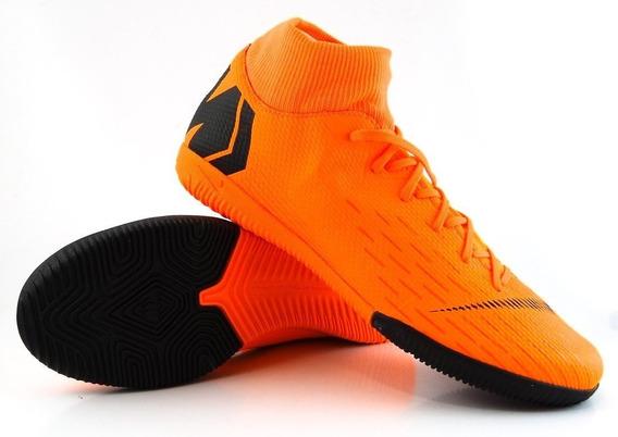 Botines Para Fútbol De Salón Nike Superflyx Academy Ic U 8.5