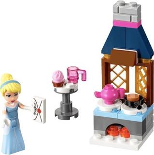 Cenicienta & Cocinilla - Lego Original Nuevo