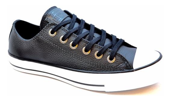 Zapatillas Converse Chuck Taylor All Star Leather Ox B O Ne