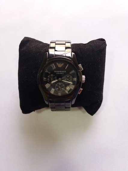 Relógio Empório Armani Ar1400 Cerâmica