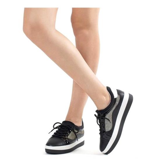 Zapatillas Piccadilly Urbanas Super Confort Hot Moda Mujer Importadas Rimini