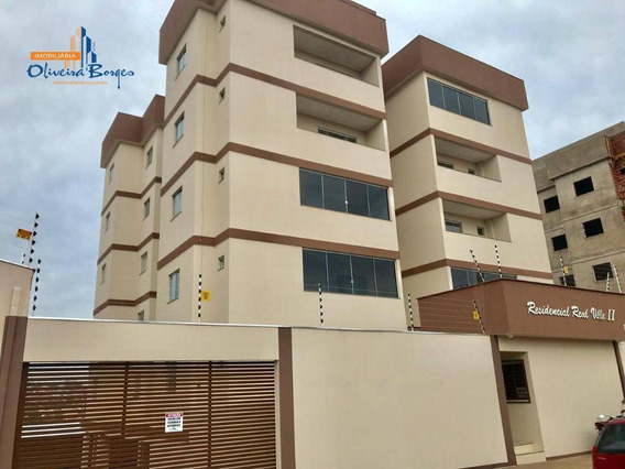 Apartamento Com 2 Dormitórios À Venda, 60 M² Por R$ 197.990 - Eldorado - Anápolis/go - Ap0415