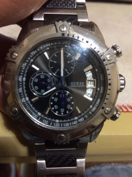 Relógio Guess - Waterpro Japan Movt 100m/330ft