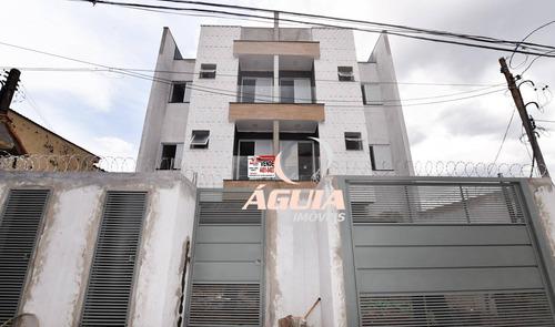 Apartamento Com 2 Dormitórios À Venda, 50 M² Por R$ 287.000,00 - Vila Helena - Santo André/sp - Ap2700