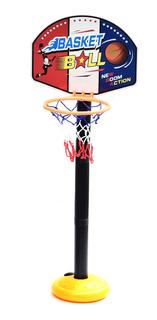 Aro De Basket Para Niños Juego Deportivo Con Accesorios Fla