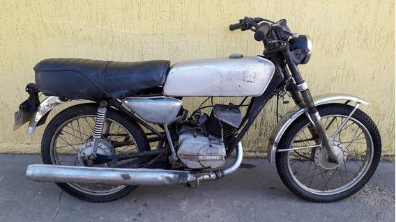 Yamaha Rx 80 Ano 1982 Sem Documentos.