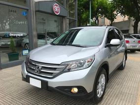 Honda Cr-v 2.4 Ex-l 4wd