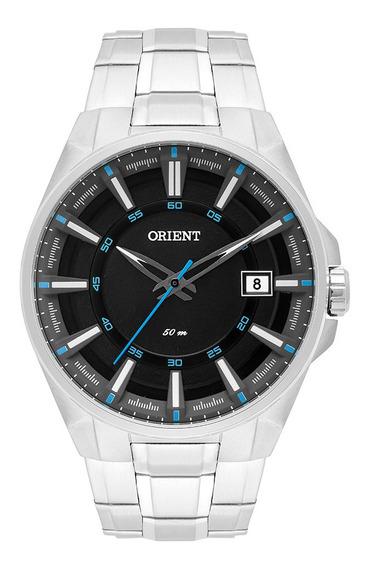 Relógio Orient Masculino Prata Mbss1313 Pasx