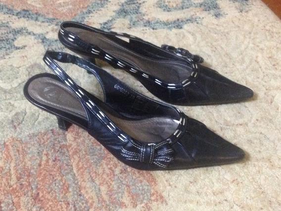 Zapato Mujer Puntilla