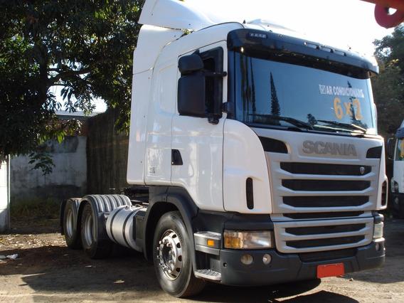 Scania 114 380 6x2 2011