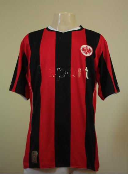 Camisa Eintracht Frankfurt 2010 Jako Gg #6