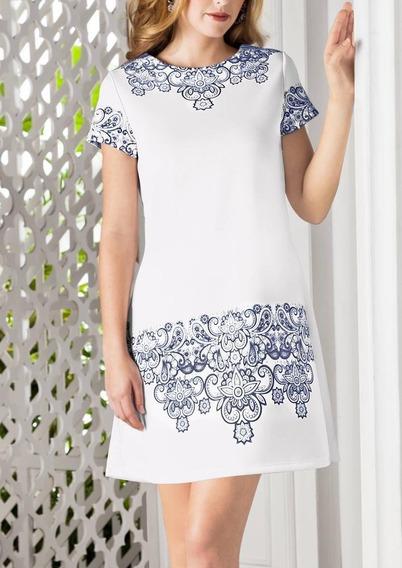 Vestido Blanco 1351996