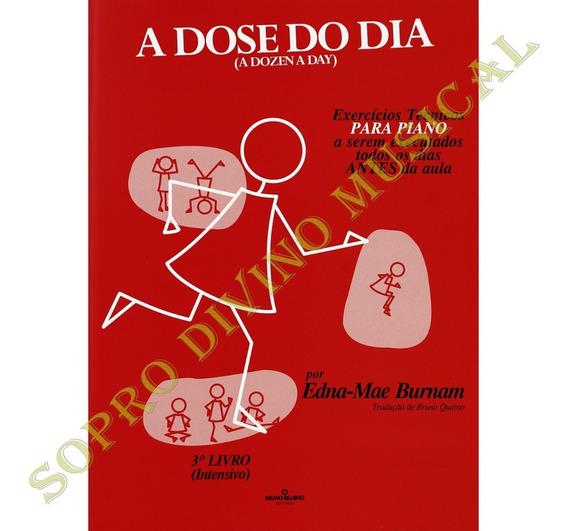 Método A Dose Do Dia 3º Livro Edna Mae Burnam