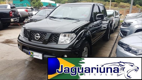 Nissan Frontier 2.5 Xe 4x4 Cd Turbo Eletronic